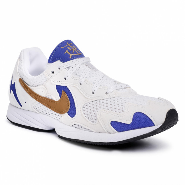 Topánky NIKE - Air Streak Lite CD4387 100 Summit White/Metallic Gold