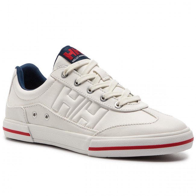 Sneakersy HELLY HANSEN - Lat 60 Twenty-Ten 114-99.011 Off White/Evening Blue/Hauted Red