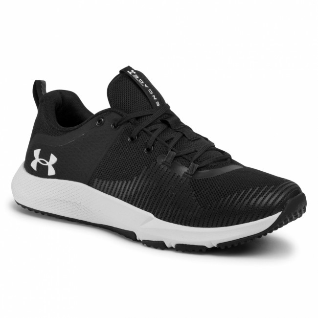 Topánky UNDER ARMOUR - Ua Charged Engage 3022616-001 Blk