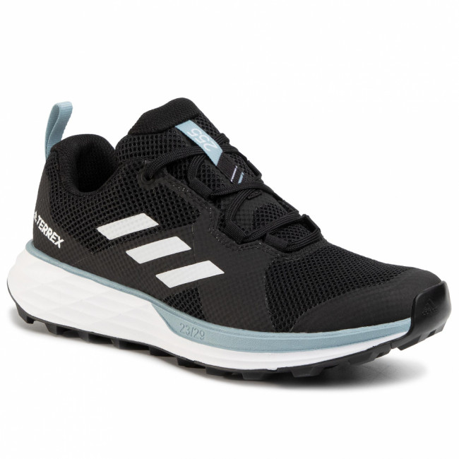 Topánky adidas - Terrex Two W EH1843 Cbalck/Ftwwht/Ashgre