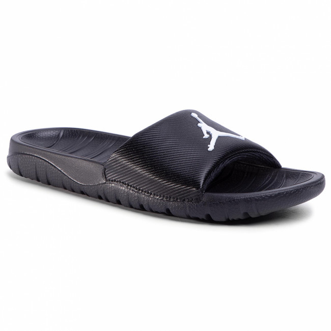 Šľapky NIKE - Jordan Break Slide (GS) CD5472 010 Black/White