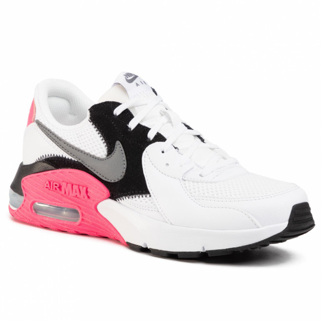 Topánky NIKE - Air Max Excee CD5432 100 White/Cool Grey/Black