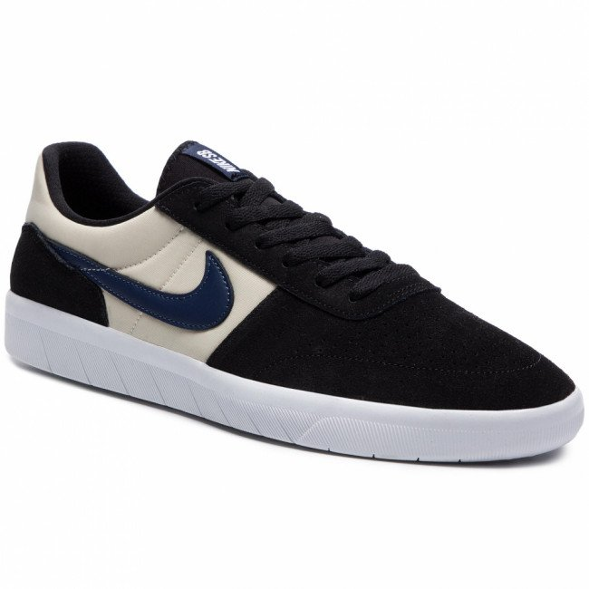 Topánky NIKE - Sb Team Classic AH3360 015 Black/Midnight Navy/Fossil