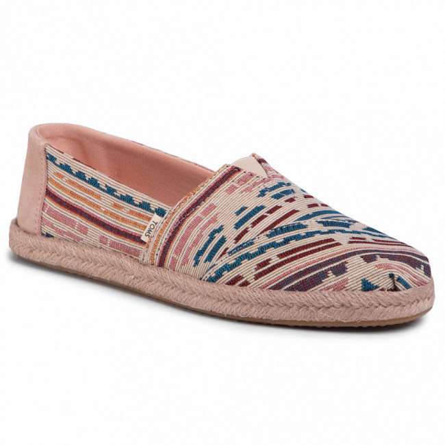 Espadrilky TOMS - Classic 10015051 Woven/Rope