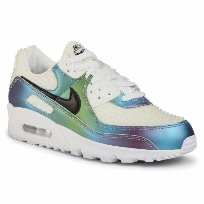 Topánky NIKE - Air Max 90 20 CT5066 100 Summit White/Black/Multi/Color