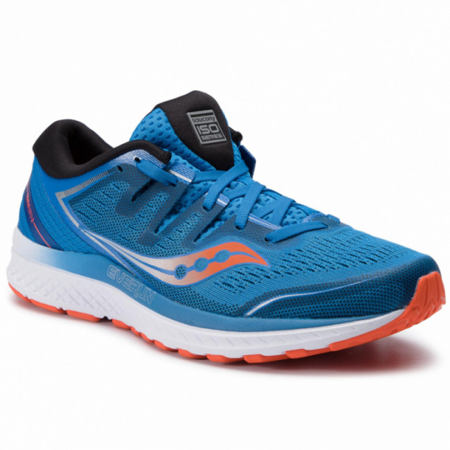 Topánky SAUCONY - Guide Iso 2 S20464-36 Bleu/Orange