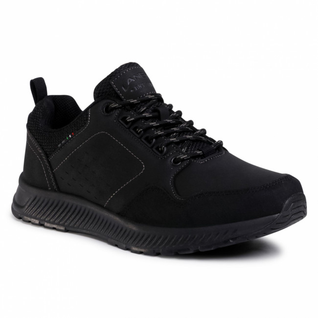 Sneakersy LANETTI - MP07-91357-01 Black