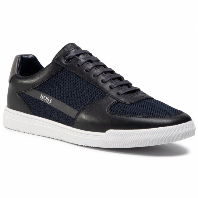 Sneakersy BOSS - Cosmopool 50432768 10227341 01 Dark Blue 401