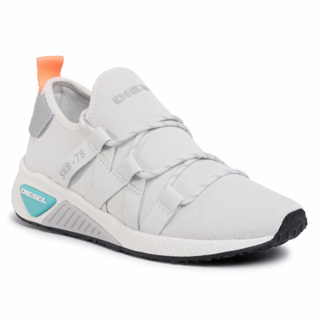 Sneakersy DIESEL - S-Kb Web Lace W Y02402 P3402 T6117 Barely White