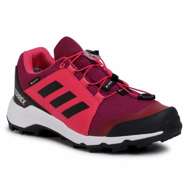 Topánky adidas - Terrex Gtx K GORE-TEX FW9760  Power Berry/Core Black/Power Pink