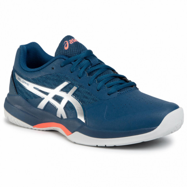 Topánky ASICS -  Gel-Game 7 1041A042 Mako Blue/Pure Silver 402