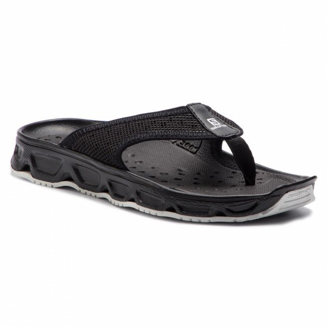 Žabky SALOMON - Rx Break 4.0 407448 27 M0 Black/Black/White
