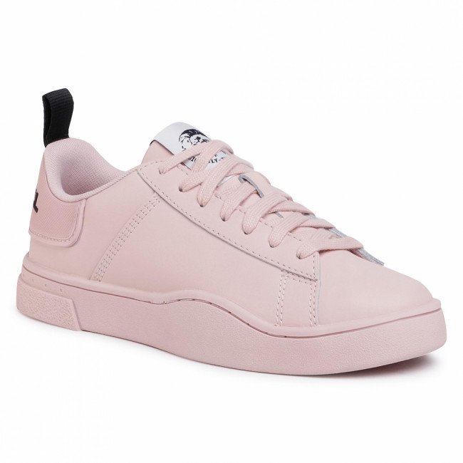 Sneakersy DIESEL - S-Clever Low Lace W Y02042 P3413 T4259 Peach Whip