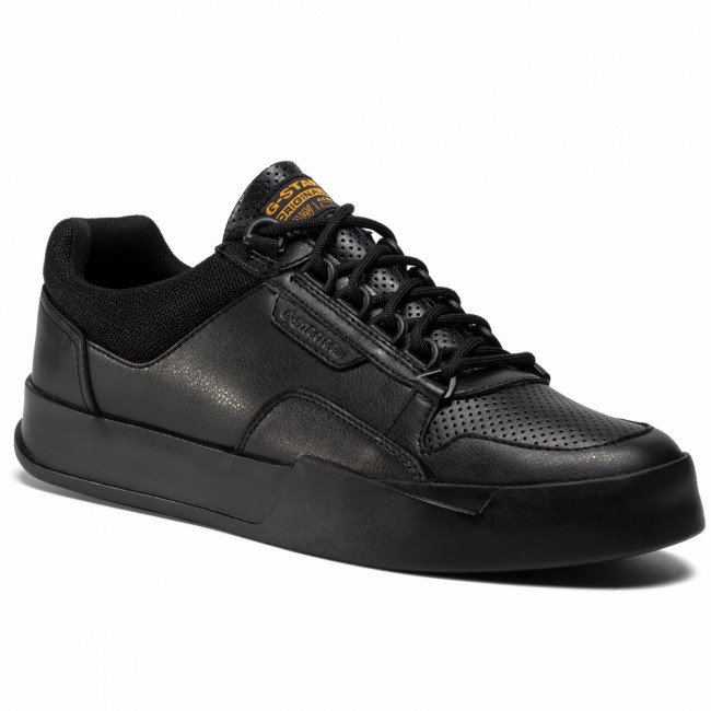 Sneakersy G-STAR RAW - Rackam Vodan Low II D17994-C509-A567 Black/Black