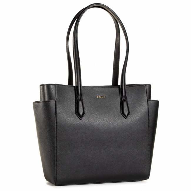 Kabelka DKNY - Gifting Tote R03A1K47 Blk/Gold BGD