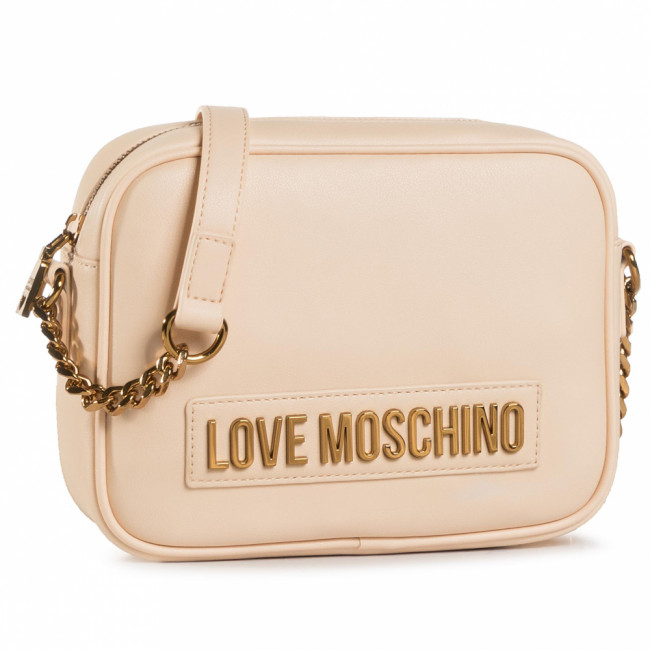Kabelka LOVE MOSCHINO - JC4071PP1BLK0107 Naturale