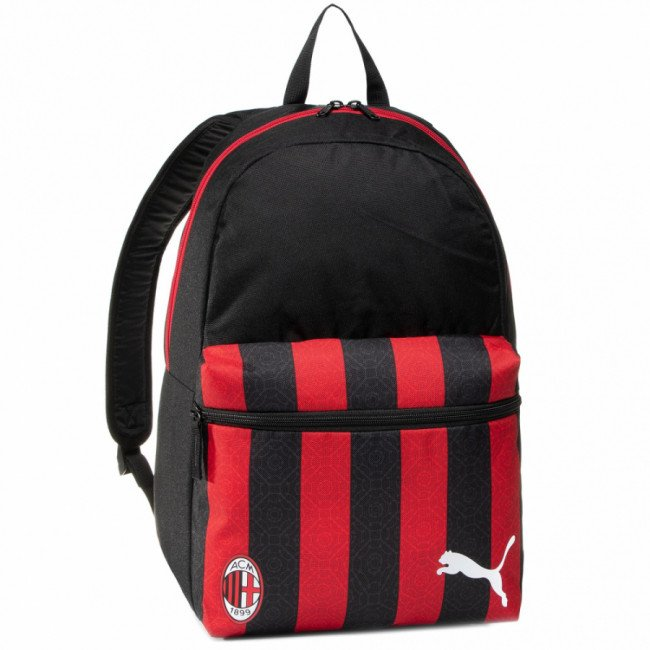 Ruksak PUMA - Acm Ftbl Core Phase Backpack 77242 04 Puma Black/Tango Red