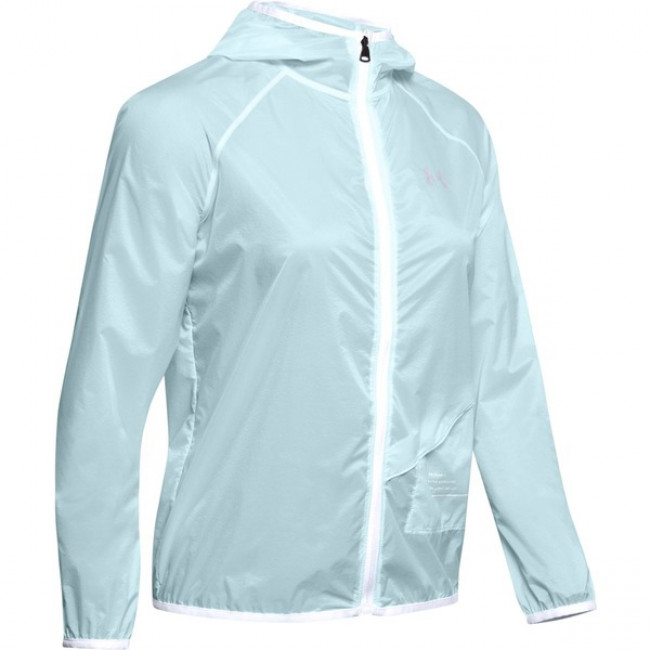 Bunda Under Armour Qualifier Storm Packable Jacket-BLU