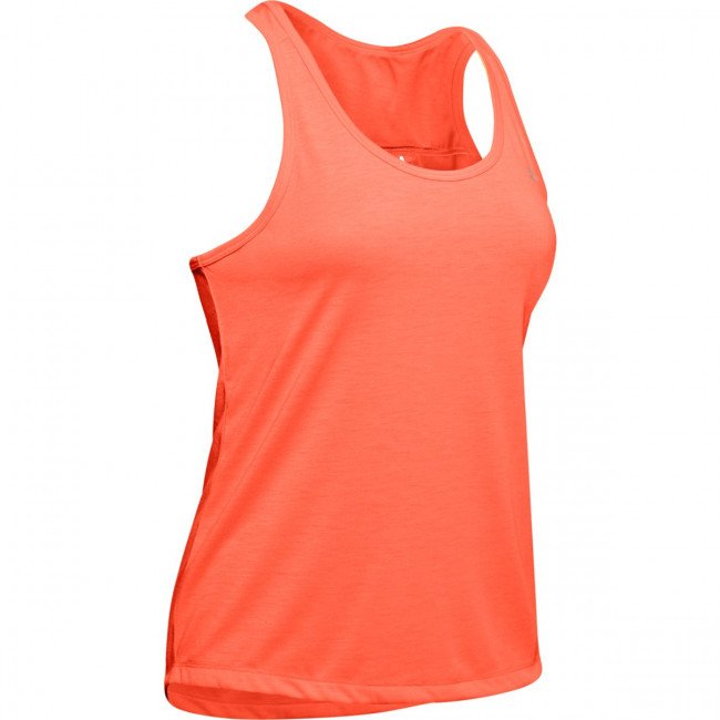 Tielko Under Armour Whisperlight Tie Back Tank-Org