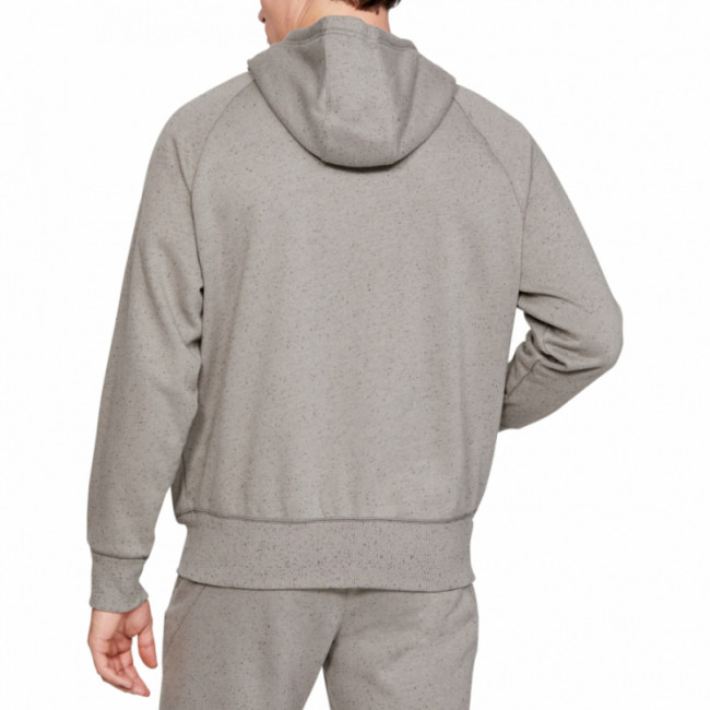 Mikina Under Armour Speckled Fleece Fz Hoodie