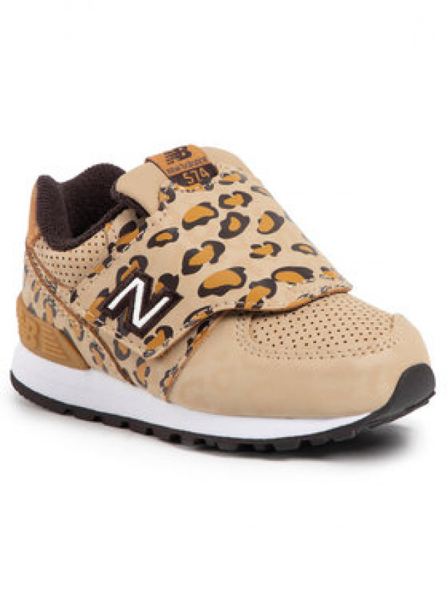 New Balance Sneakersy IV574MCM Hnedá