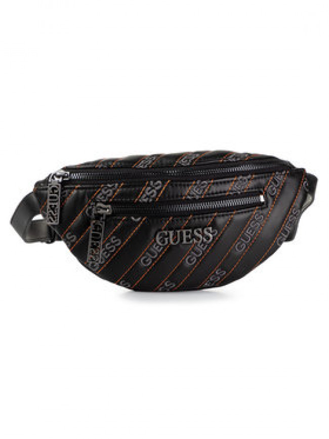 Guess ľadvinka Ronnie (GM) Mini HWGM74 45800 Čierna