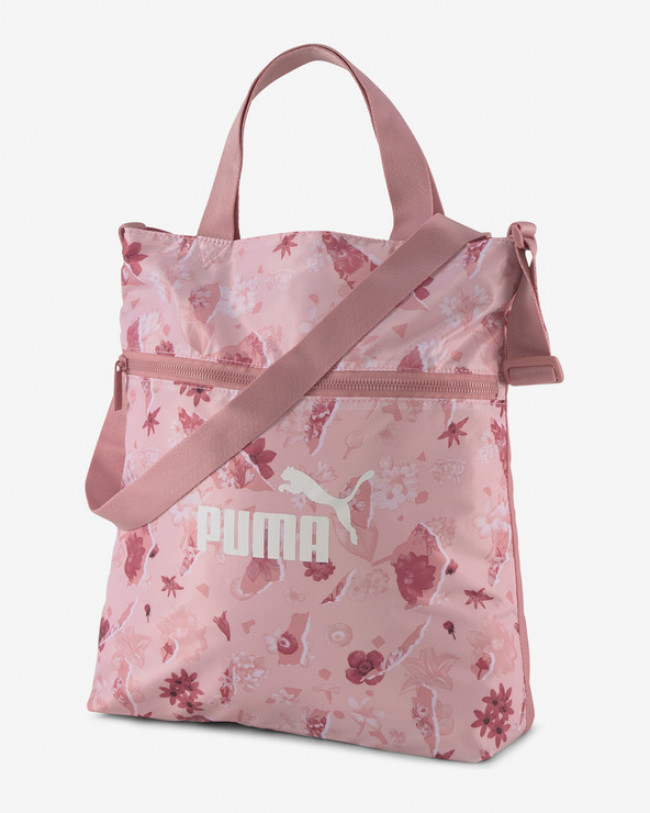 Puma Core Seasonal Shopper Taška Ružová