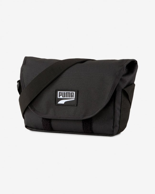 Puma Deck Mini Messenger Cross body bag Čierna