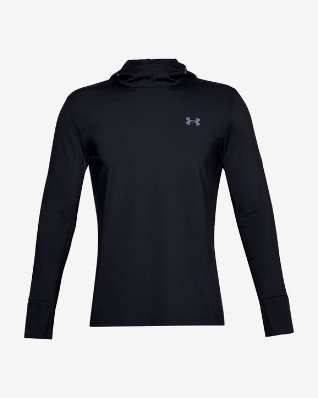 Under Armour Qualifier Ignight ColdGear® Mikina Čierna