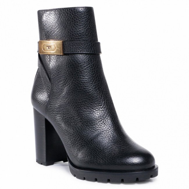 Členkové čižmy TORY BURCH - 90mm Ankle Bootie 74355 Perfect Black 006