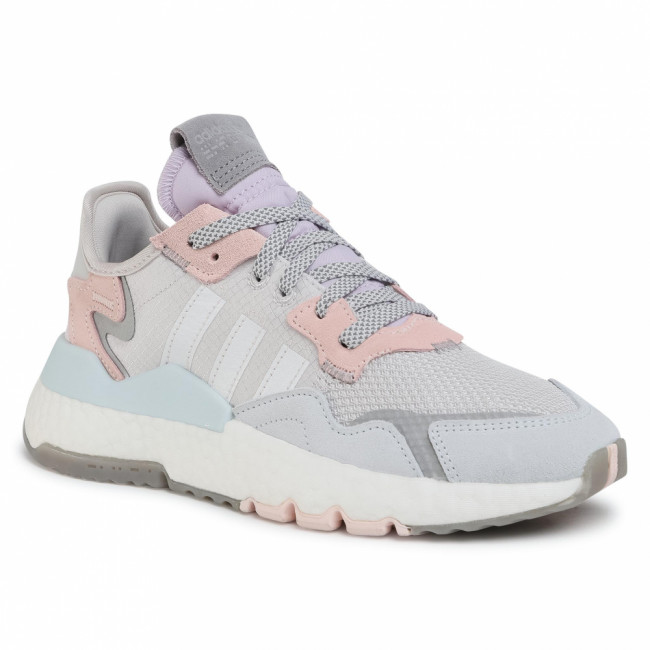 Topánky adidas - Nite Jogger W FV1328 Greone/Ftwwht/Pnktin