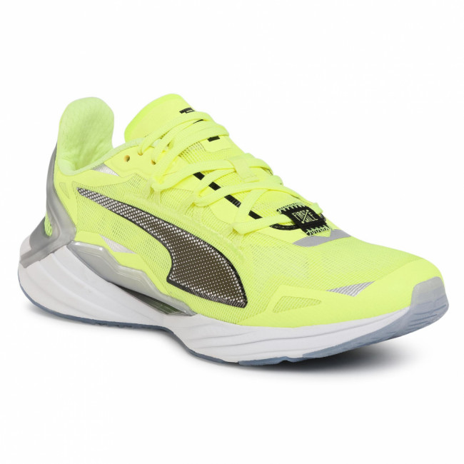 Topánky PUMA - UltraRide Fm Xtreme Wns 193759 02 Fizzy Yellow/Black/Silver