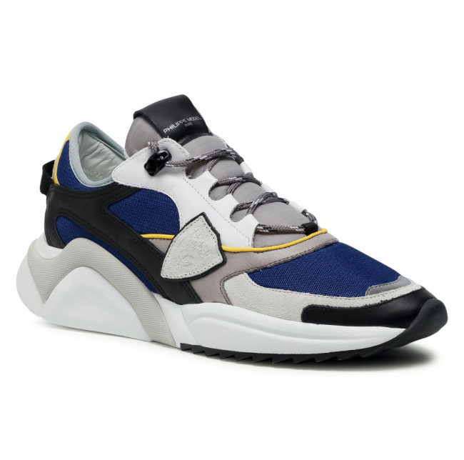 Sneakersy PHILIPPE MODEL - Mondial EZLU WP02 Pop Bluette
