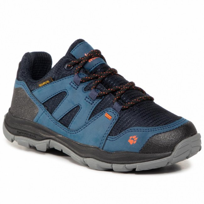 Trekingová obuv JACK WOLFSKIN - Mtn Attack 3 Texapore Low K 4034091 S Dark Blue/Orange
