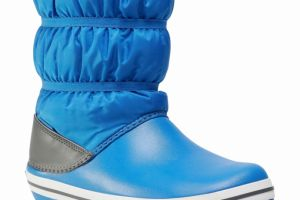 Snehule CROCS - Crocband Winter Boot K 206550