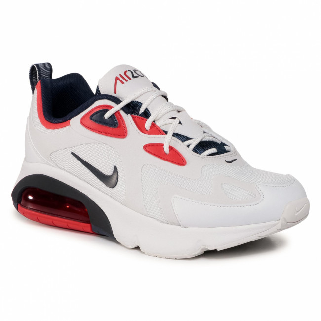 Topánky NIKE -  Air Max 200 CT1262 101 Summit White/Obsidian
