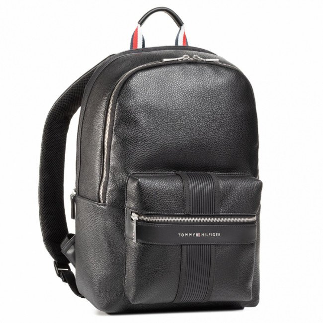 Ruksak TOMMY HILFIGER - Th Downtown Backpack AM0AM06480  BDS