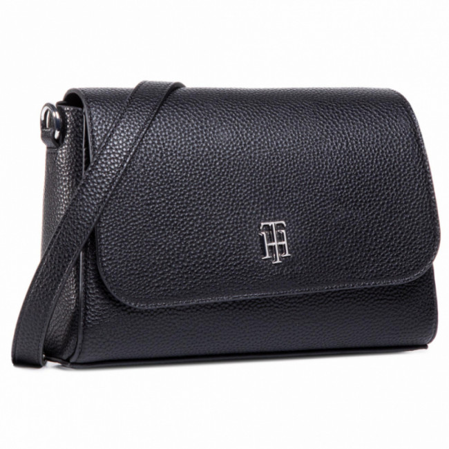 Kabelka TOMMY HILFIGER - Th Essence Flap Crossover AW0AW09034  0GJ