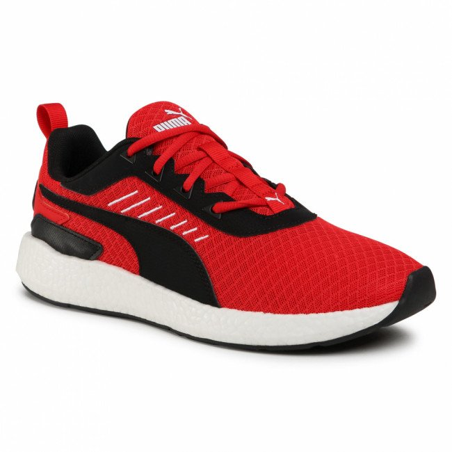 Topánky PUMA - Nrgy Elate 194056 01 High Risk Red/ Black/White