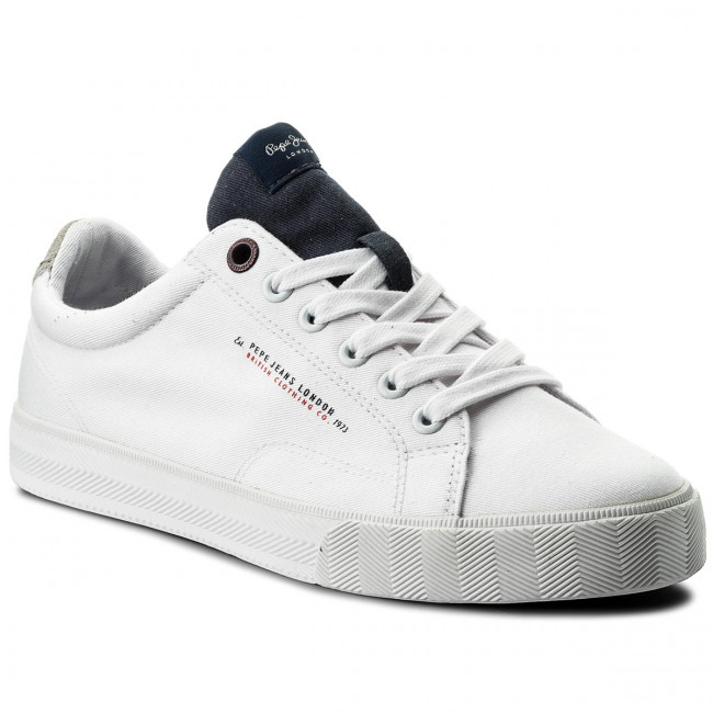 Tenisky PEPE JEANS - New North Tennis PMS30422  Navy 595