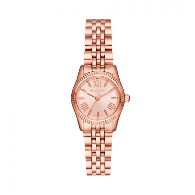 Hodinky MICHAEL KORS - Lexington MK3875 Rose Gold/Rose Gold