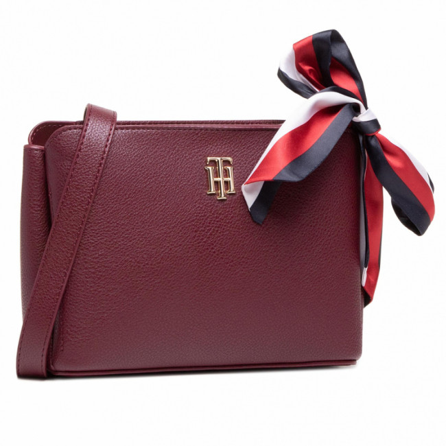 Kabelka TOMMY HILFIGER - Charming Tommy Crossover AW0AW08791 VLP