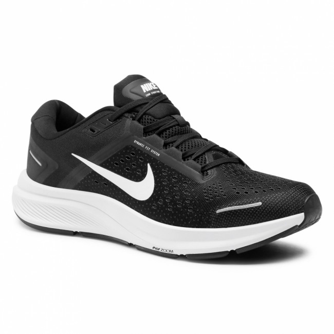 Topánky NIKE - Air Zoom Structure 23 CZ6720 001  Black/White/Anthracite