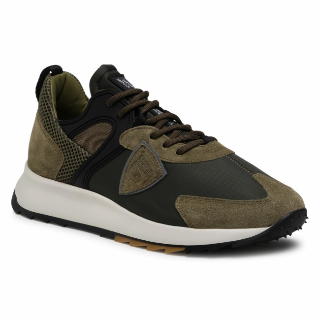 Sneakersy PHILIPPE MODEL - Royale RLLU W010 Militaire