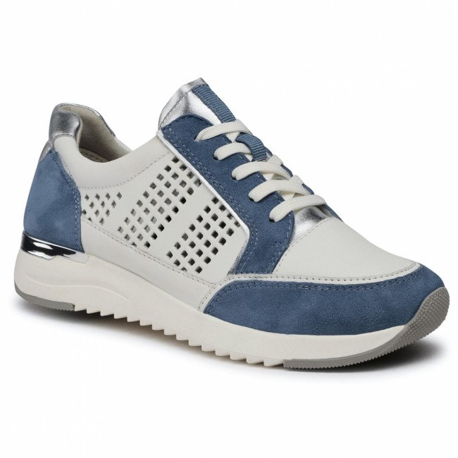 Sneakersy CAPRICE - 9-23502-26 Blue Comb 809