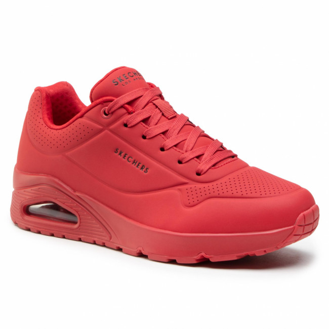 Sneakersy SKECHERS - Stand On Air 52458/RED Red