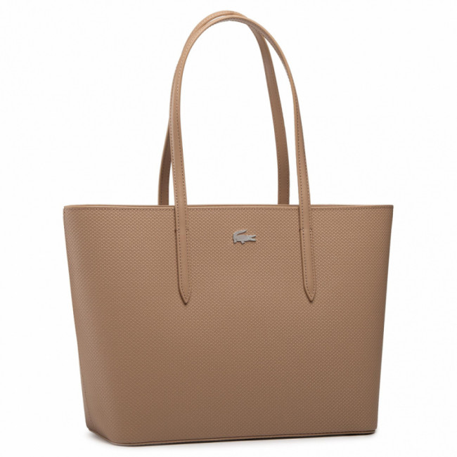 Kabelka LACOSTE - M Zip Shopping Bag NF3494KL Lavalliere G29