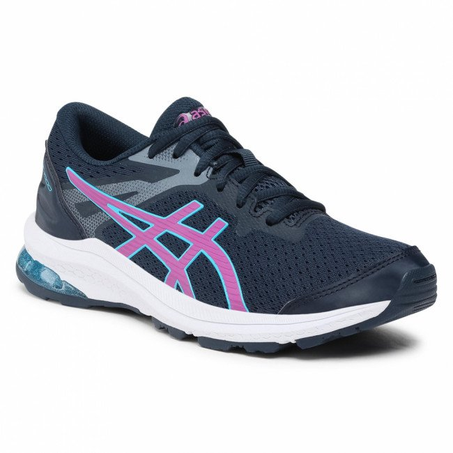 Topánky ASICS - GT-1000 10 Gs 1014A189 French Blue/Digital Grape