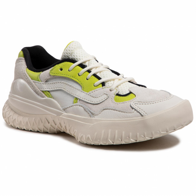 Sneakersy VANS - City Trl VN0A4BTJ1EP1 (Leather/Suede)Mshml/Lime