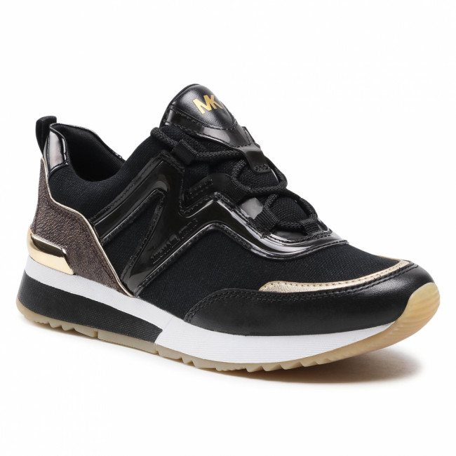 Sneakersy MICHAEL MICHAEL KORS - Pippin Trainer 43S1PIFS2D Blk/Brown